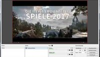 Top-Download der Woche 21/2017: OBS Studio