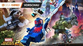 Lego Marvel Super Heroes 2 in der Vorschau: Gewohnt charmant