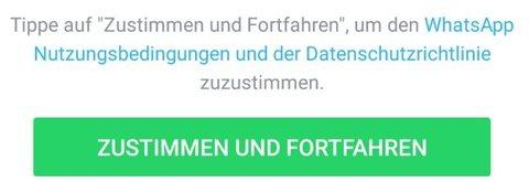 WhatsApp Festnetz 01