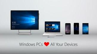 Windows 10 Fall Creators Update: Neue Funktionen, Zusammenarbeit mit iOS und Android und Story Remix