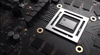 Xbox Scorpio: Display des Dev-Kits kann mehr als nur FPS anzeigen