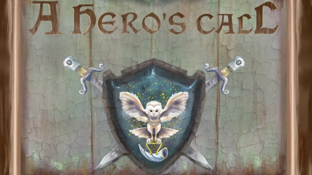 A Hero's Call: Blinde entwickeln Kickstarter-Spiel