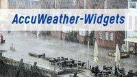 AccuWeather-Widget einrichten – auf Handy, Smartwatch & Webseite