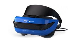 Windows 10: Neue VR-Brillen von Acer & HP jetzt vorbestellbar