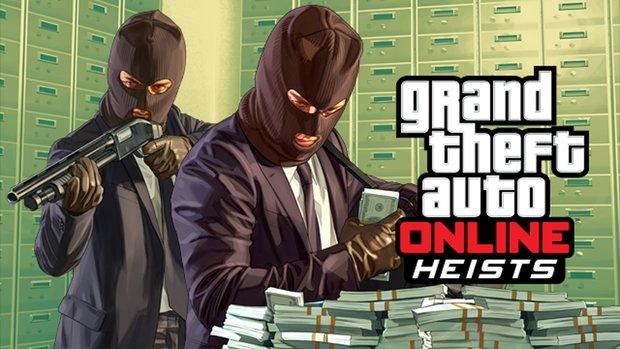 GTA Online: Doppelte Boni jetzt auch im Heists-Modus
