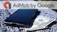 AdMob: Geld verdienen mit Google-Ads in Apps!