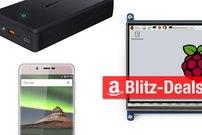 Blitzangebote:<b> Raspberry-Pi-Screen, 30.000-mAh-Akku u.v.m. heute günstiger</b></b>