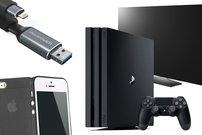 Angebote bei MediaMarkt und Amazon: PS-4-Pro-Bundle, LG-Geräte, Qi-Ladegerät und mehr