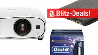 Blitzangebote: USB-C-Hub, Oral-B Pulsonic, Projektor u.v.m. heute günstiger