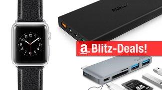 Blitzangebote: Apple-Watch-Armband, externe Akkus, Handytarif u.v.m. heute günstiger