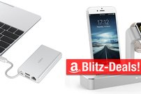 Blitzangebote:<b> USB-C-Zubehör, 2-in-1-Ladedock u.v.m. heute günstiger</b></b>
