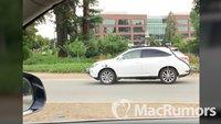 Autonomes Fahren: Apples Testfahrzeug ist erstmals im Video zu sehen