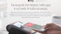 Apple Pay in Italien: Wohl ähnliche Strategie in Deutschland geplant