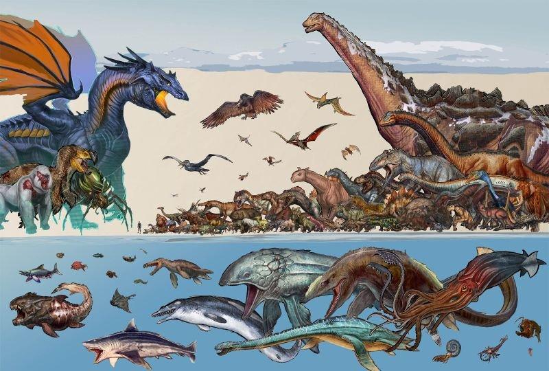 Ark Welcher Dino Farmt Was