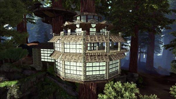 Ark Survival Evolved Die Krassesten Häuser Und Basen Von Spielern