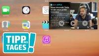"""YouTube-Videos auf dem iPad: Diese kostenlose Erweiterung bringt """"Bild-im-Bild"""""""