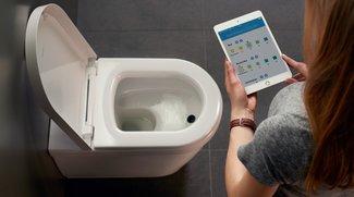 Dieses App-gesteuerte WC analysiert euren Urin