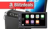 Blitzangebote: Sony CarPlay Media Receiver, gebogene Bildschirme, Party-Soundsystem zum Bestpreis