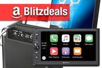 Blitzangebote:<b> Sony CarPlay Media Receiver, gebogene Bildschirme, Party-Soundsystem zum Bestpreis</b></b>