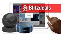 Blitzdeals & CyberSale: iPad 9,7 Zoll für nur 339 Euro, Amazon Echo Dot, SmartHome-Kameras günstiger