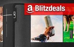 Blitzangebote: UE BOOM 2 & UE MEGABOOM, AirPlay-Lautsprecher, 4K Curved TV, Office 365 günstiger