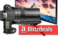 Blitzangebote:<b> Sony DSC-RX10 SLR-Digitalkamera, Samsung-Monitore, Sigma-Objektive günstiger</b></b>