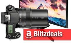 Blitzangebote: Sony DSC-RX10 SLR-Digitalkamera, Samsung-Monitore, Sigma-Objektive günstiger