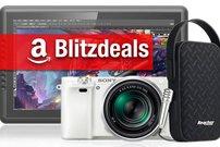 Blitzangebote:<b> Sony Alpha Systemkameras, XP-Pen Zeichen-Display, mobiler Karaoke-Lautsprecher</b></b>