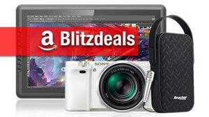 Blitzangebote: Sony Alpha Systemkameras, XP-Pen Zeichen-Display, mobiler Karaoke-Lautsprecher