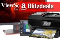 Blitzangebote:<b> 4K Gaming-Monitor, AirPrint-Drucker, Android Auto- & CarPlay-System günstiger</b></b>