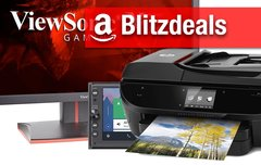 Blitzangebote: 4K Gaming-Monitor, AirPrint-Drucker, Android Auto- & CarPlay-System günstiger