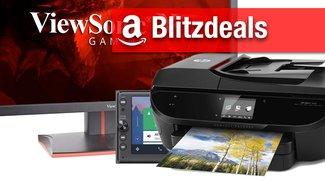 Blitzangebote: 4K Gaming-Monitor, AirPrint-Drucker, Android Auto- & CarPlay-System günstiger
