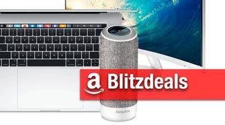 Blitzdeals & CyberSale: MacBook Pro 400 Euro unter Apple-Preis, Curved-Monitor, BT-Lautsprecher günstiger
