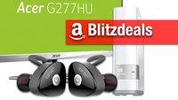 Blitzdeals & CyberSale: 3 TB NAS, AirPods-Alternative, 27 Zoll WQHD-Monitor kurze Zeit billiger