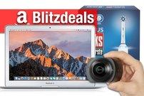 Blitzdeals & CyberSale:<b> MacBook Air 200 Euro unter Apple-Preis, App-Zahnbürste, 360-Grad-Kamera billiger</b></b>