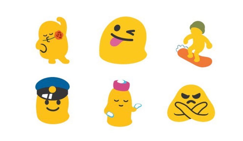 blob-design-android-emoji