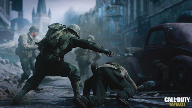 Call of Duty WWII: Entwickler sind vom Leak des Zombie-Trailers enttäuscht