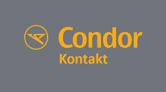 Condor: Kontakt per Telefon & E-Mail aufnehmen