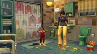 Die Sims in der Pubertät: Elternfreuden ergänzt zahlreiche Features für Kinder und Teenager