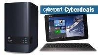 Cyberdeals: WD My Cloud EX2 Ultra 2-Bay-NAS-System mit 2 × 3 TB zum Bestpreis u.v.m.