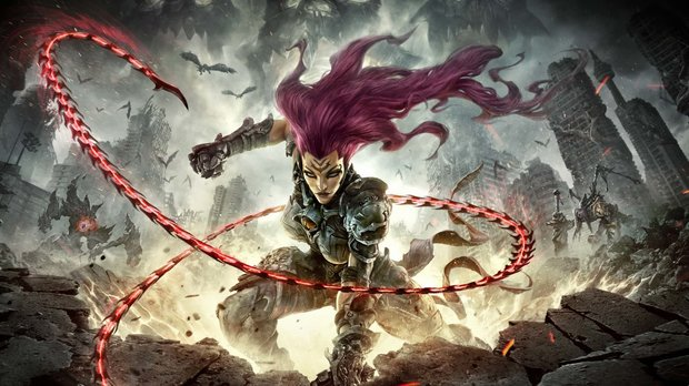 Darksiders 3: 12 Minuten echtes Gameplay