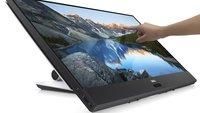 Dell All-in-One-PCs mit randlosen Displays machen Surface Studio Konkurrenz
