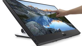 Dell All-in-One-PCs mit randlosen Displays machen Surface Studio Konkurrenz