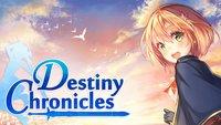 Destiny Chronicles: Neues JRPG mit Kämpfen à la Kingdom Hearts