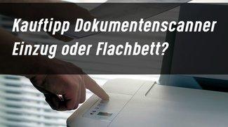 Dokumentenscanner – Modelle & Kauftipps