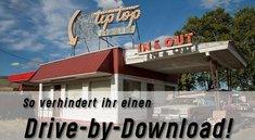 Was ist ein Drive-by-Download? So wird er verhindert!