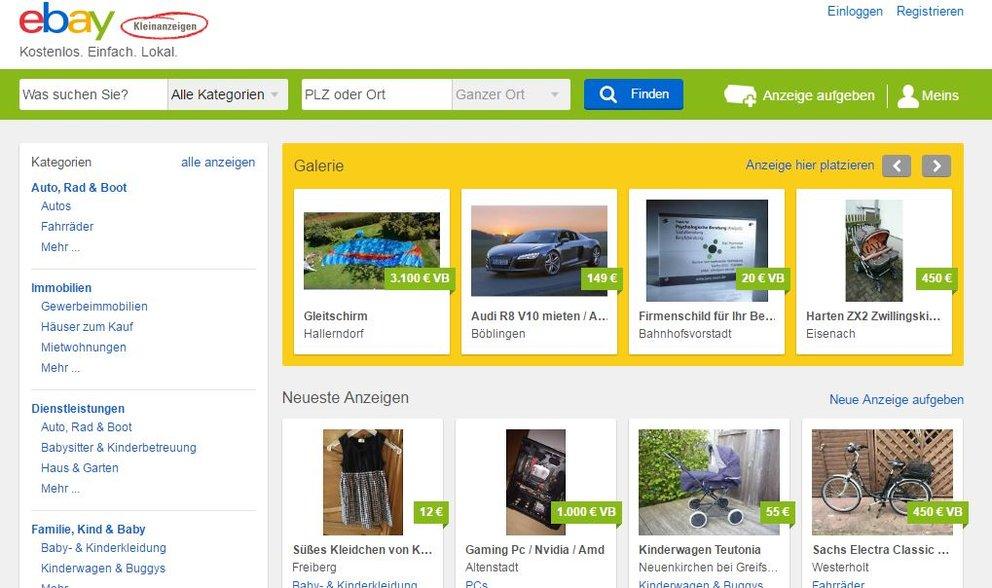 ist ebay kleinanzeigen kostenlos hier erfahrt ihr es giga. Black Bedroom Furniture Sets. Home Design Ideas