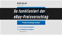 eBay-Preisvorschlag: Kaufen oder verkaufen mit Rabatt