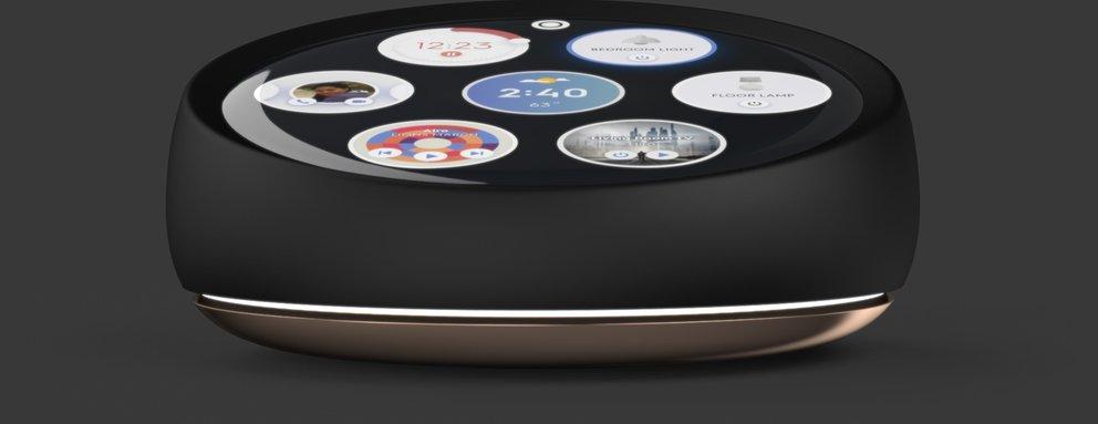 Auf Essential Home läuft die Eigenentwicklung Ambient OS (Quelle: Essential)