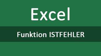 Excel: ISTFEHLER erklärt mit Beispiel-Video
